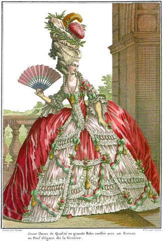 最新のヘアスタイル エンパイアドレス 髪型  フランスのファッション(1925 .