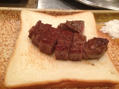 2/7 夕食 鉄板焼きステーキハウス ミヤチク(宮崎) | パクリの野望