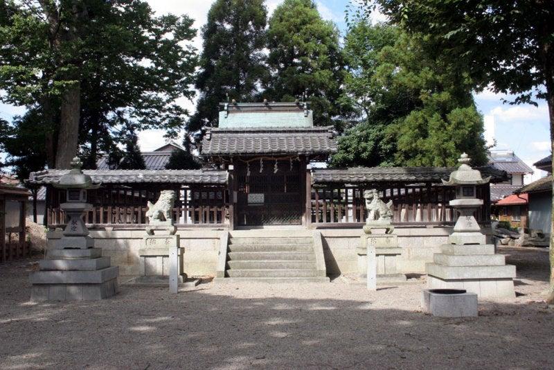 那須城/01八幡神社