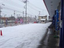 2014.02.08雪のライコランド駐車場