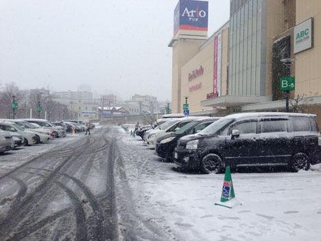 2月の大雪