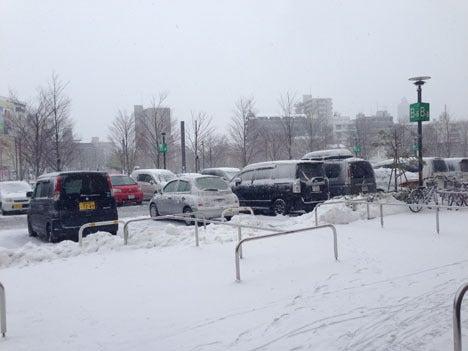 2月の大雪2