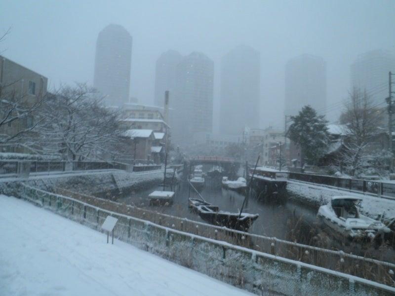 佃小橋 雪2014