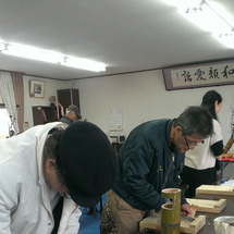 竹クラフト体験