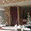 大雪降りました