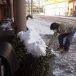 大雪の影響!!!