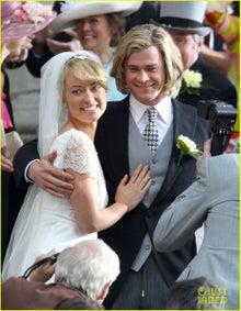 ハント結婚式