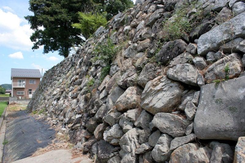 小浜城/05本丸石垣