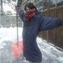 雪融けて良かったです…