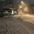 大雪とフィギュアスケ…