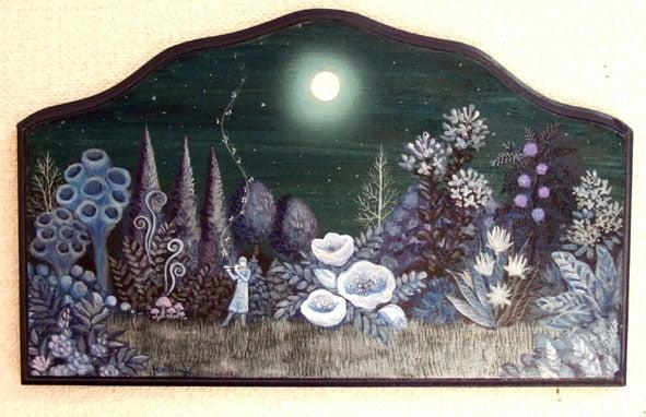 夜の森調整