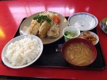 茄子餃子定食850円