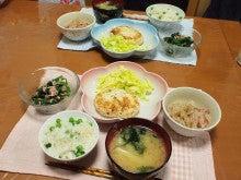 2月16日(日)お夕飯