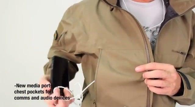 LEAF アルファジャケット Alpha Jacket GEN2