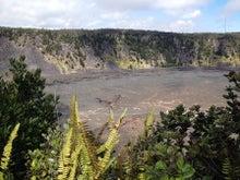 ハワイ島ブログ キラウエア イキ ブレッシング