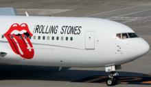 Stones 飛行機