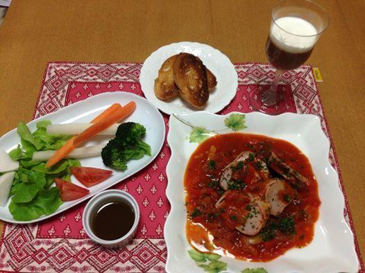 イタリア郷土料理教室
