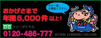 日本水道保安協会 実績は年間5,000件以上!