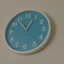LDKの時計を新調