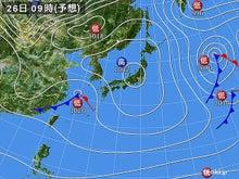 天気図2.26