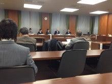大阪市選挙候補者説明会の様子