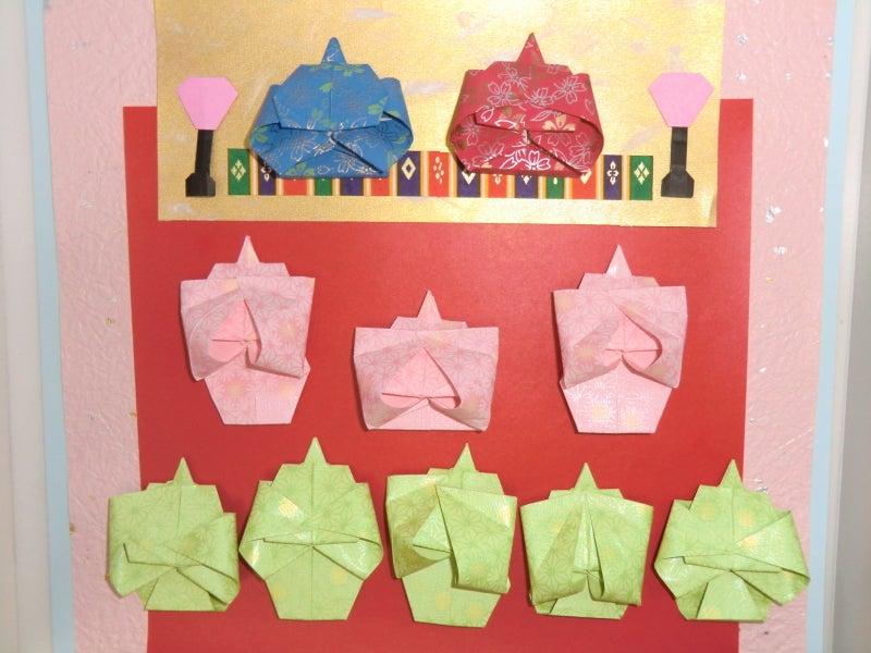 すべての折り紙 三人官女 折り紙 : ... 三人官女、五人囃子)|折り紙