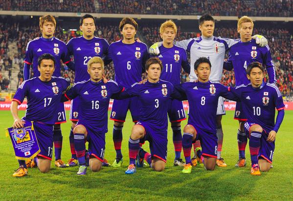 Jサッカー 日本代表