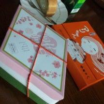 芝寿司のひな祭り弁当…