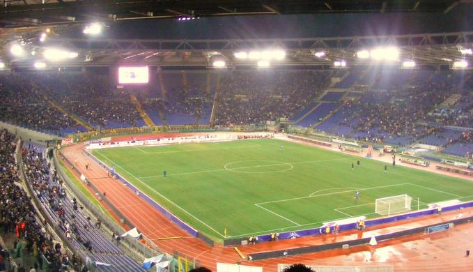 ローマ スタジアム