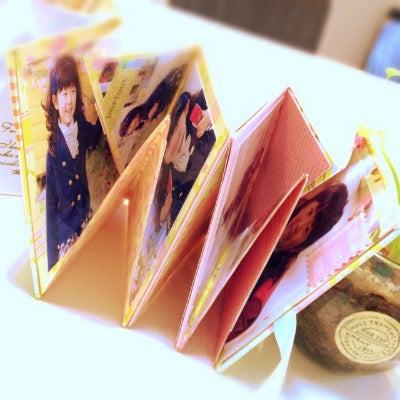 スクラップブッキング折り紙ブック2