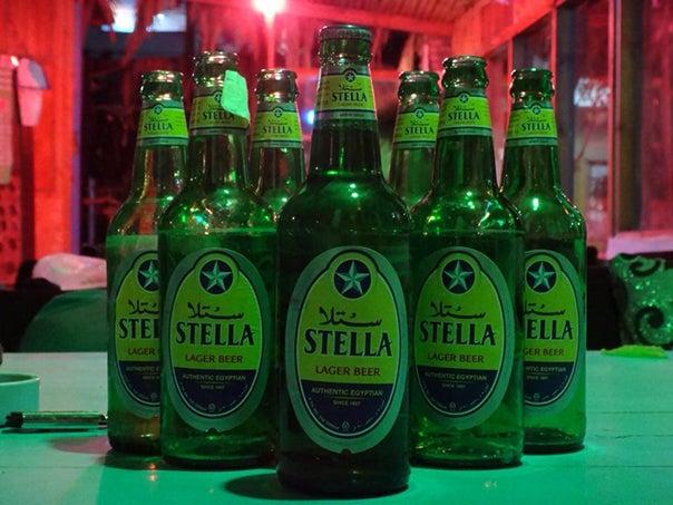 エジプトのビール、ステラ