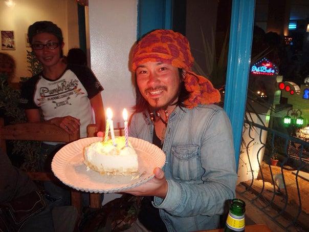 ダハブで迎えた誕生日