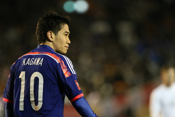 香川真司 サッカー日本代表 ニュージーランド戦 ワールドカップ
