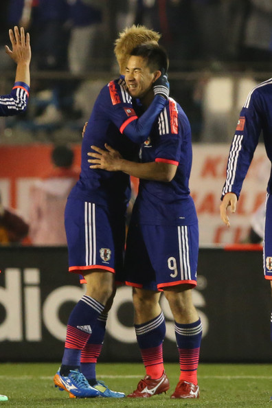 本田圭佑 岡崎慎司 サッカー日本代表 ニュージーランド戦 ワールドカップ