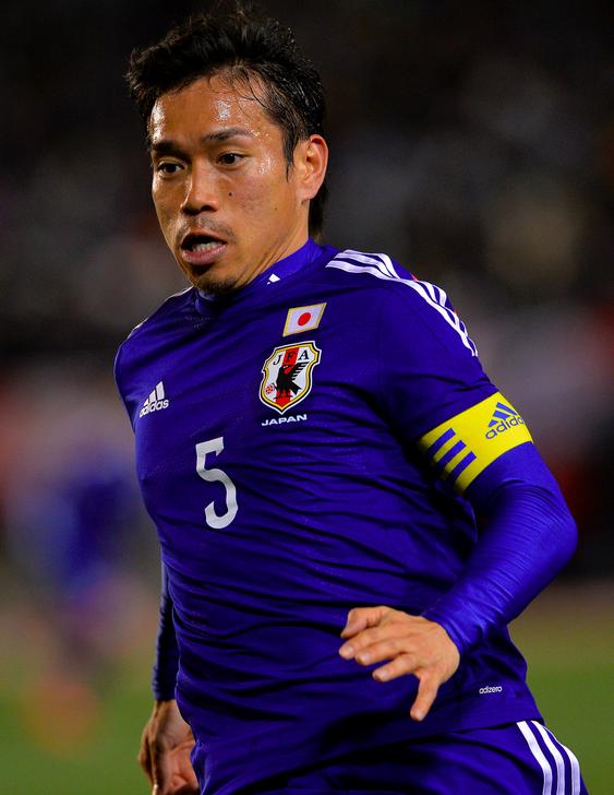 長友佑都 サッカー日本代表 ニュージーランド戦 ワールドカップ
