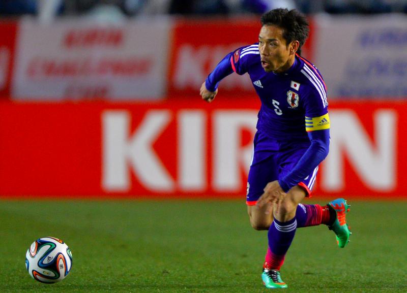長友佑都 サッカー 日本代表 出発 ニュージーランド戦