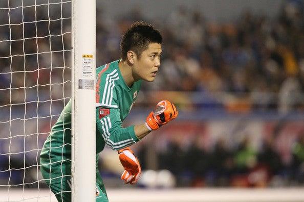 川島永嗣 サッカー日本代表 ニュージーランド戦 ワールドカップ