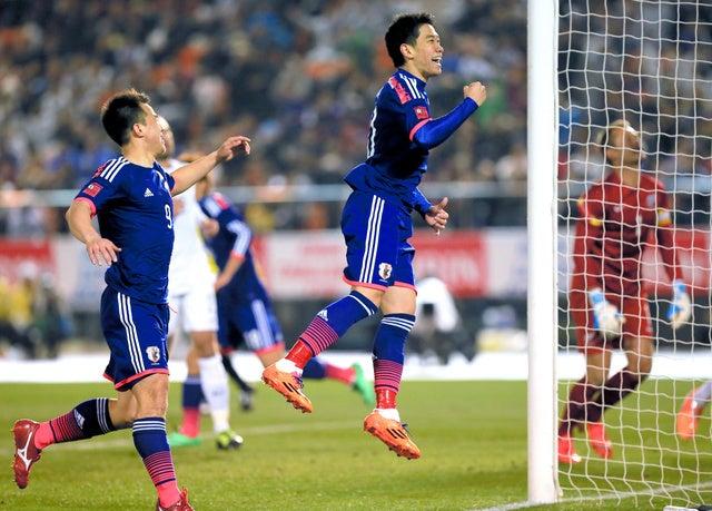 香川真司 サッカー 日本代表 出発 ニュージーランド戦