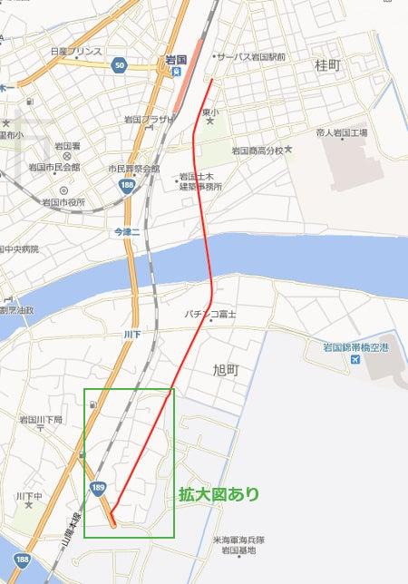 フレンドシップデー2014徒歩地図