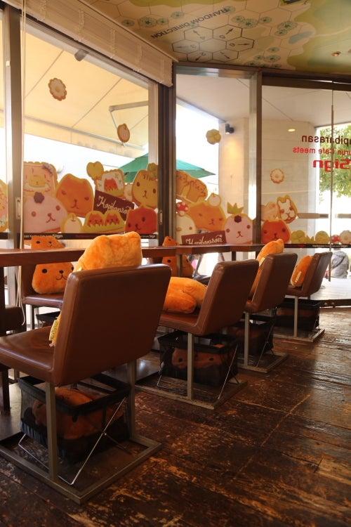 カピバラさんカフェ