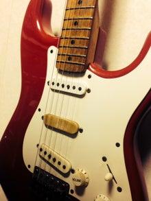 Red Minny (1956 Fender Stratcaster)