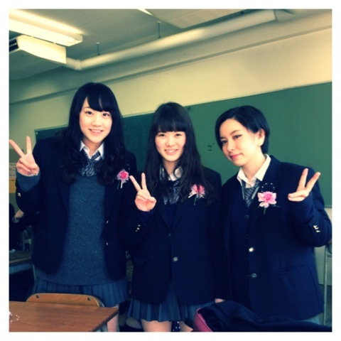 小平西高等学校制服画像