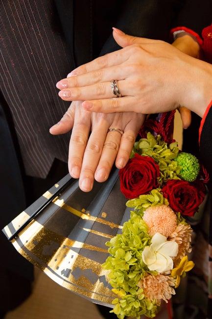 聖ルカ礼拝堂 つきじ治作 結婚式 フォト