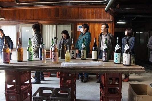 12種の日本酒と3種のリキュール