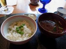 うすい豆ご飯