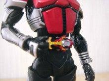 ライダーキック!!