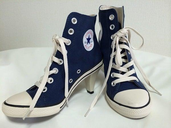 スニーカーの靴紐(シューレース)の結び方で変化を楽しむ!|美とおしゃれを諦めないバブル世代40代、50代女性の輝く未来を創る麻日奈芽実の上品で華やかな個性を
