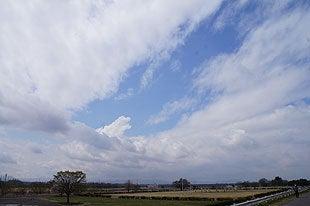 4月4日12時現在の空模様