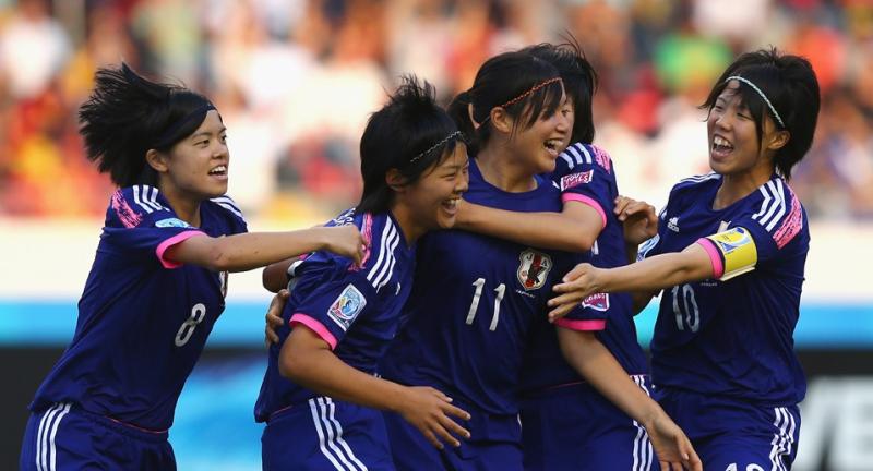 西田 明華 リトルなでしこ U-17女子W杯 ワールドカップ 初優勝 世界一