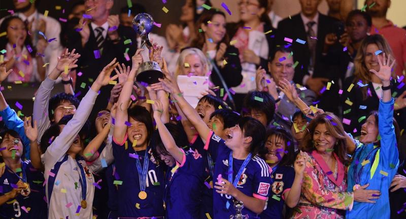リトルなでしこ U-17女子W杯 ワールドカップ 初優勝 世界一